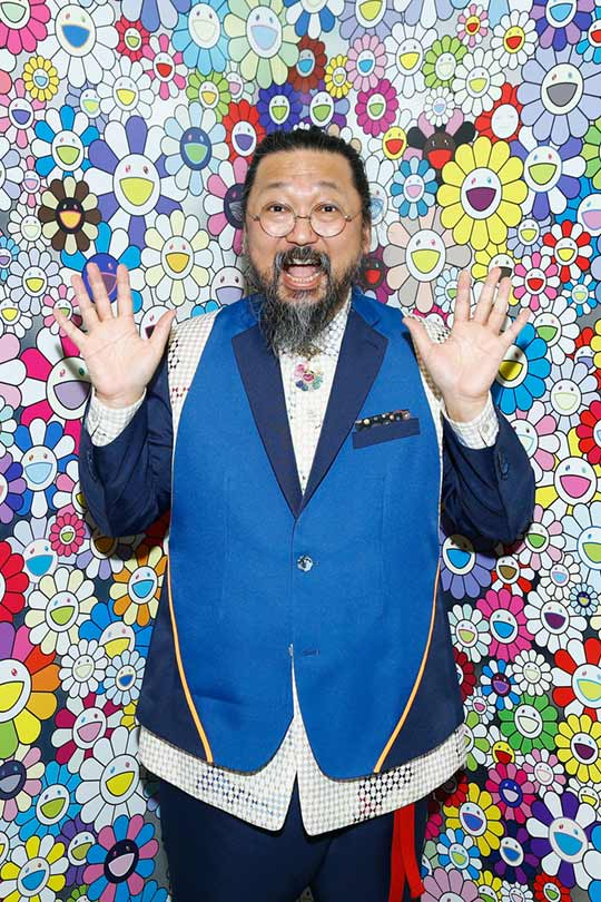 And this is how he describes murakami's work: Life S Work An Interview With Takashi Murakami
