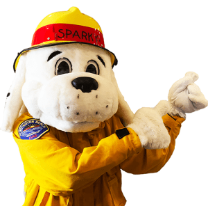 Sparky Pointing