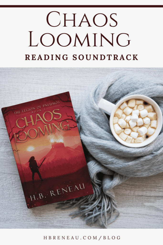 Chaos Looming Reading Soundtrack