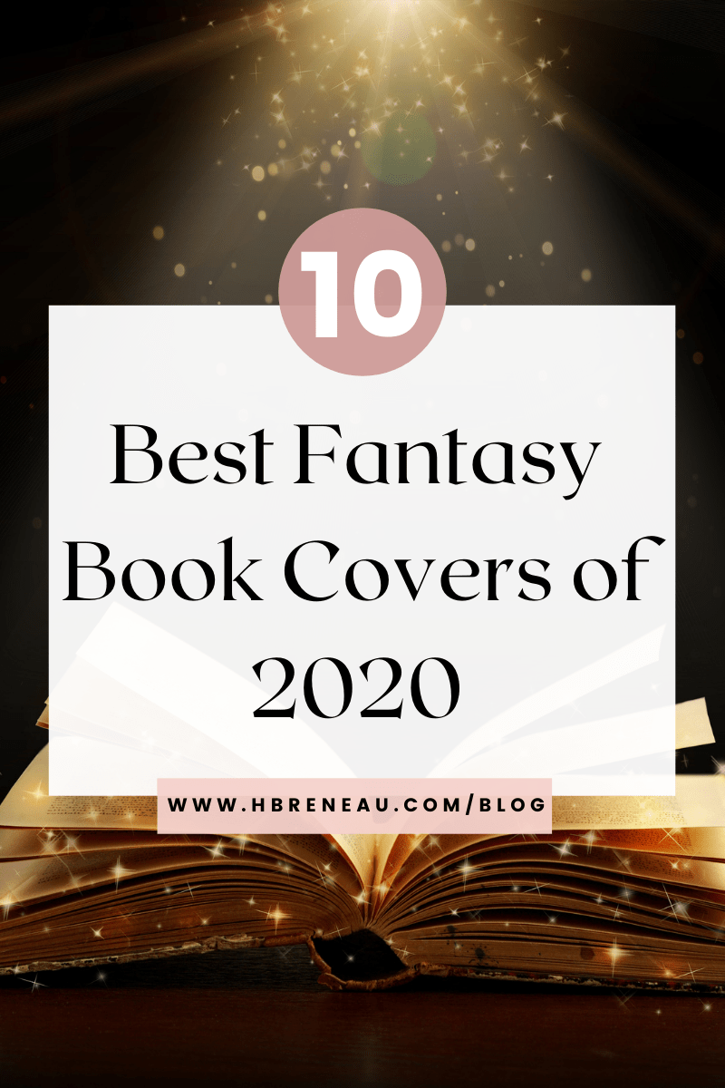 10 Best Fantasy Book Covers of 2020