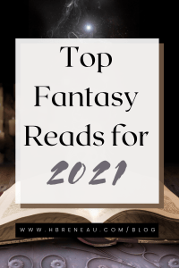 Top Fantasy Reads for 2021