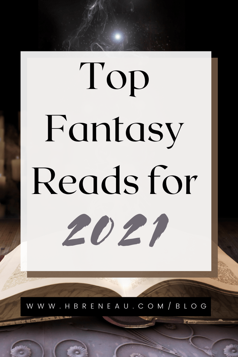 Top New Fantasy Reads for 2021