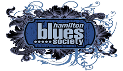 Hamilton Blues Society Blue Logo