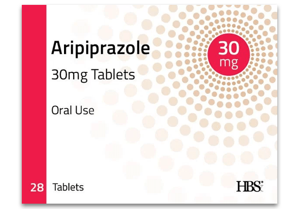 Aripiprazole 30mg Tablets