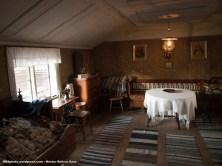 En Estocolmo era normal que la gente que tenía una casa alquilara su espacio a los emigrantes para dormir.