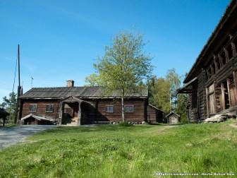 Aldea tradicional sueca