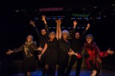 Molly Collison, Graham Shadow Boxer, Lisa Yapp, Nicole Gut, Rich Fisher, Ellen Orchid, and more on stage at HB Studio, provider of acting classes in NYC