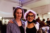 Edith Meeks and Lorraine Serabian at HB Studio, provider of acting classes in NYC