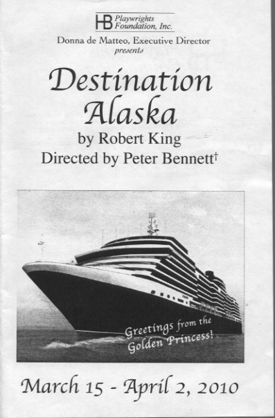 Destination Alaska - HB Studio