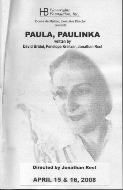 Paula, Paulinka - HB Studio