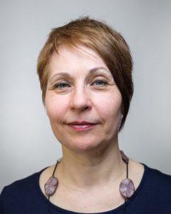 Stefanie Proessl Headshot