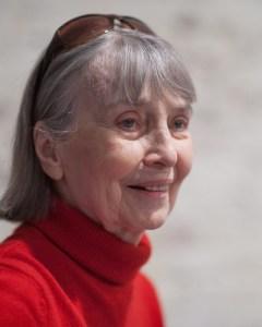 Helen Gallagher Headshot