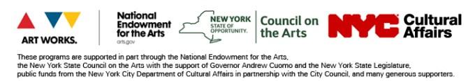 NYSCA_NEA_DCA_crediting