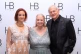 Victor Garber and family of Uta Hagen at HB Studio's Uta Hagen at 100 Gala