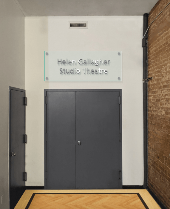 Helen Gallagher Studio Theatre HB Studio NYC