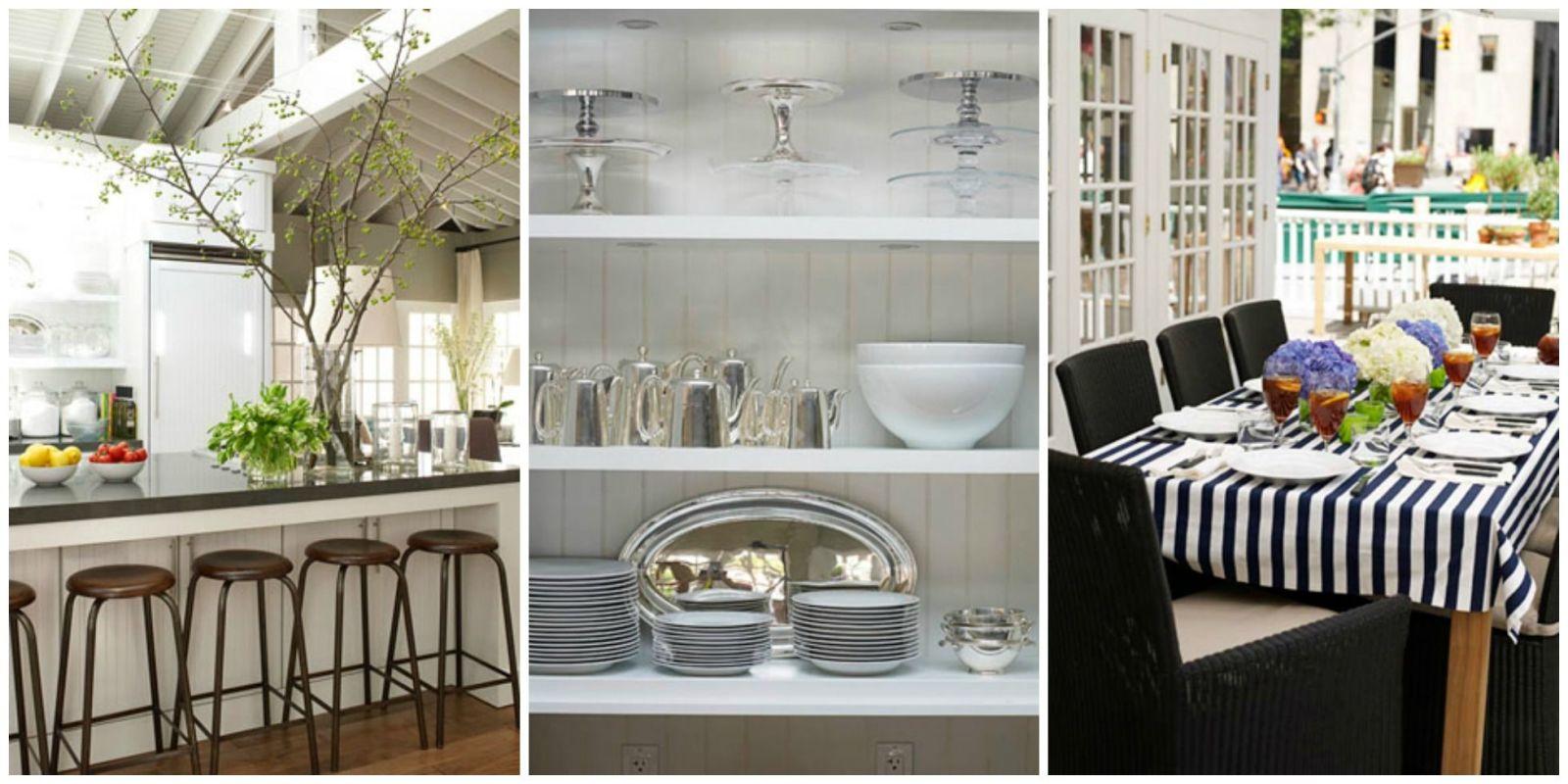 Country Kitchen Ideas From Ina Garten