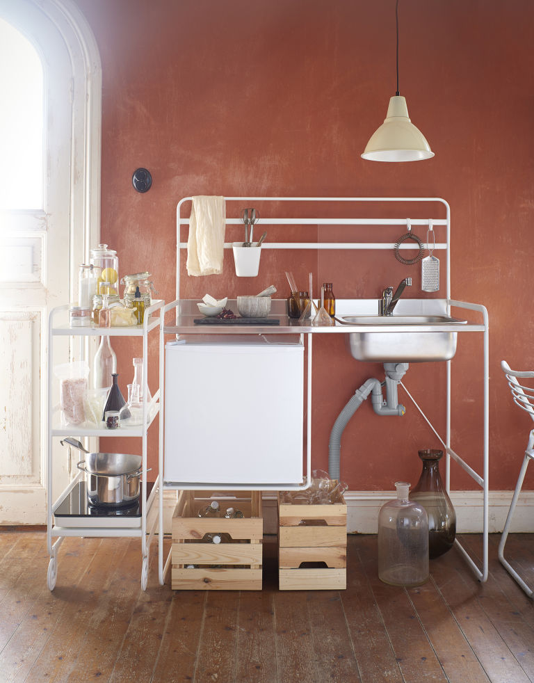 ikea mini-kitchen, sunnersta