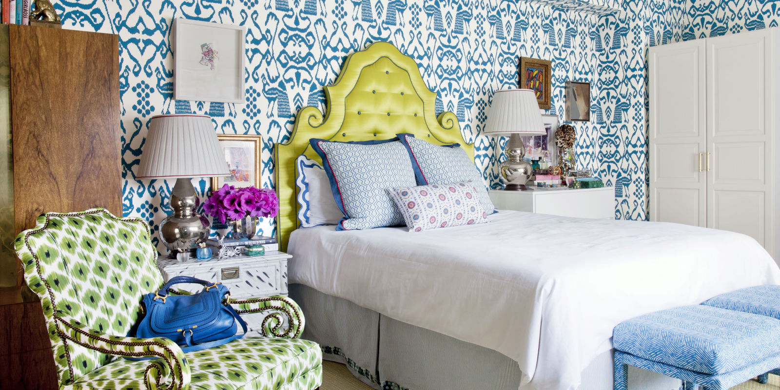 175 Stylish Bedroom Decorating Ideas - Design Pictures of ... on Beautiful Room Decor  id=79910