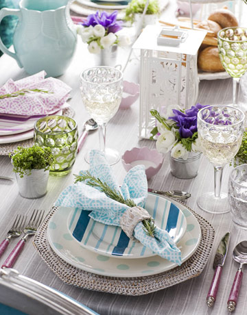 Table Setting Ideas Hgtv