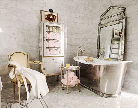 French Bathroom Style French Bathroom Decor