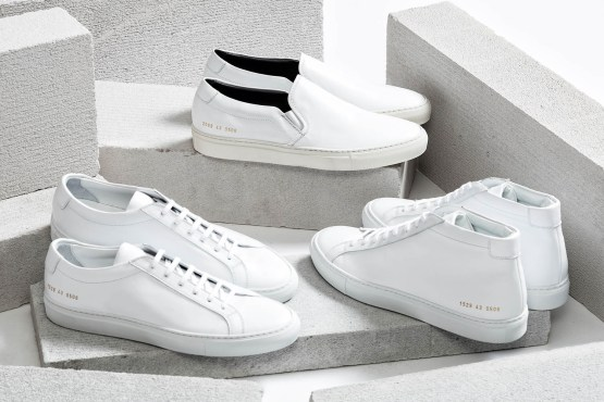 Common Projects Spring/Summer 2017 New Arrivals