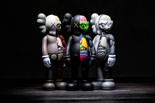 KAWS Companion Open Edition Flayed Pack