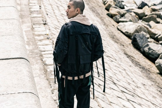 """STAMPD Spring/Summer 2017 """"Against the Grain"""" Collection"""