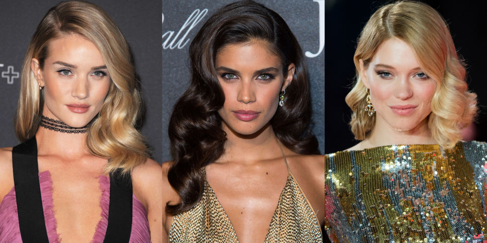 Rosie Huntington-Whiteley; Sara Sampaio; Léa Seydoux