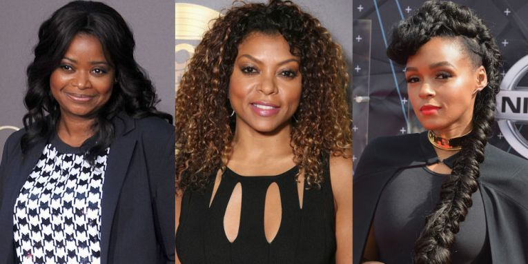 Image result for taraji p henson hidden figures