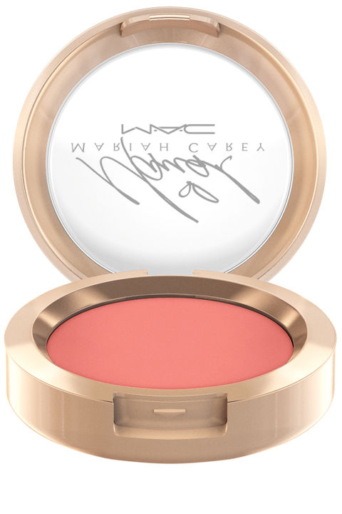 MAC Cosmetics Powder Blush in Sweet Sweet Fantasy, $24, available December 15 at MAC Cosmetics