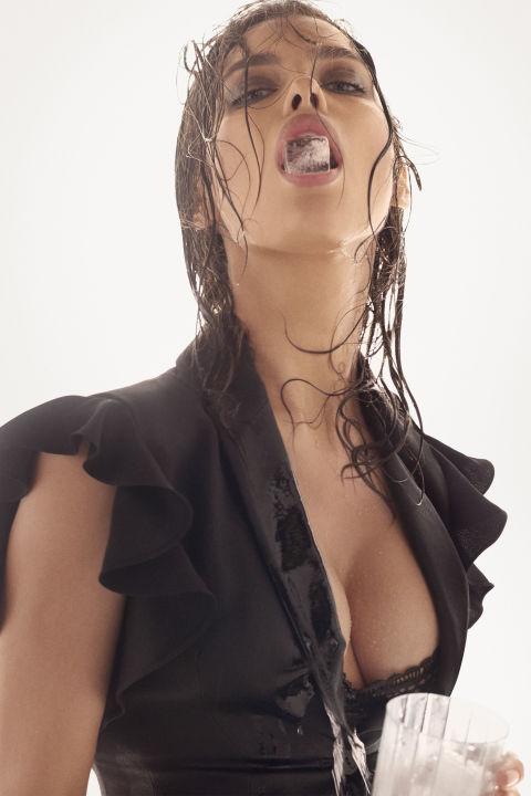 Model: Irina Shayk  Photographer:Steven Meisel