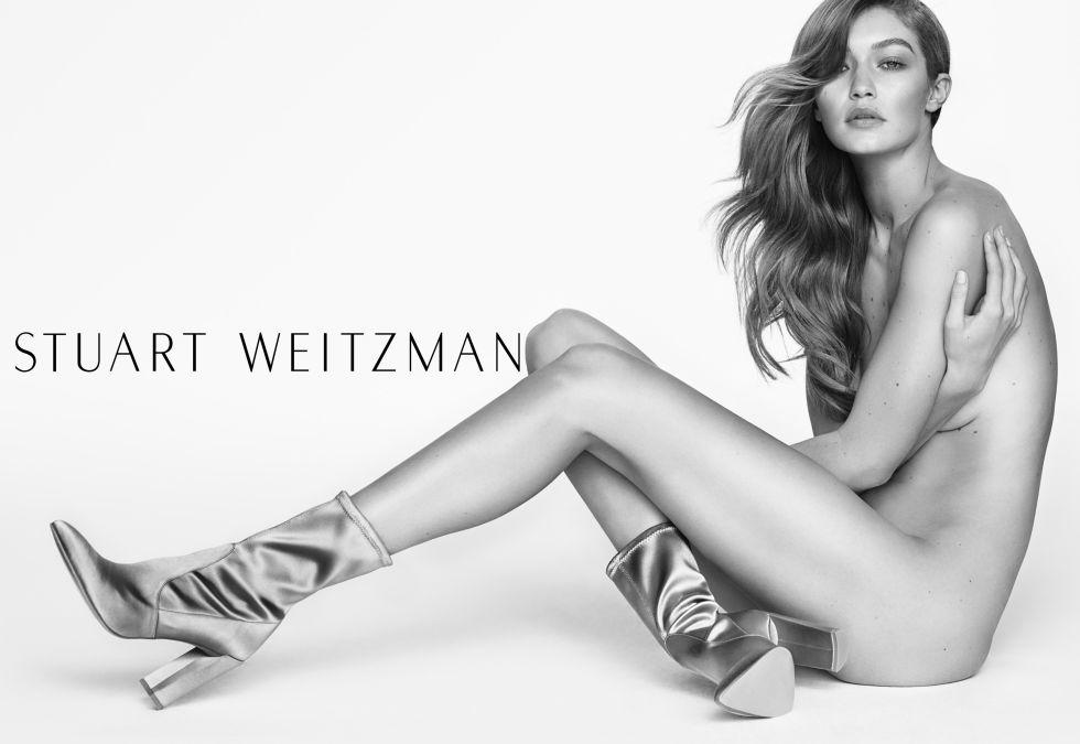Model: Gigi Hadid Photographer: Mario Testino