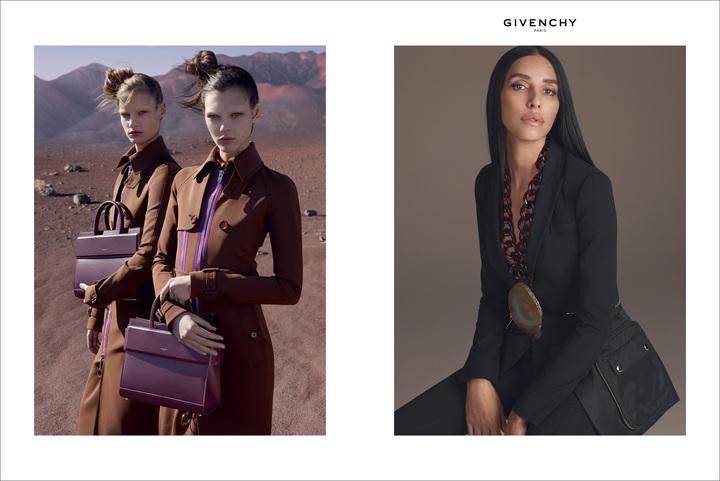 Models:Irina Shayk, Mariacarla Boscono, Lea T, Vittoria Ceretti, and Faretta Radick Photographers:Mert Alas and Marcus Piggott