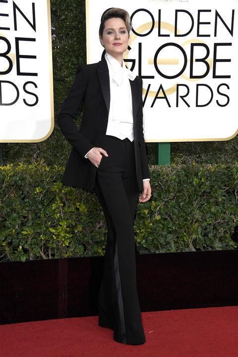 Evan Rachel Wood in customAltuzarra