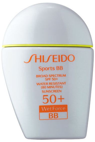 Shiseido Deportes SP Broad Spectrum SPF 50 + WetForce