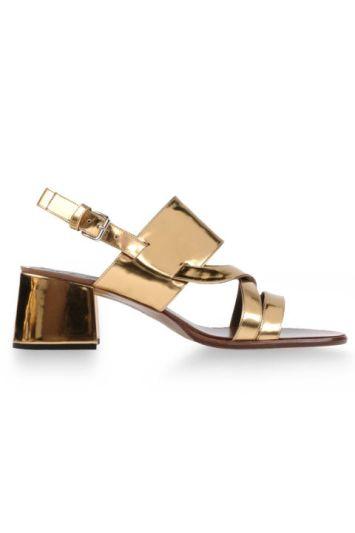 Marni sandals, $770, shopBAZAAR.com.