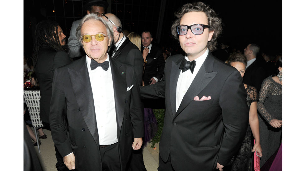 Filippo Della Valle started his shoe-making shop in the 1920s, which grandson Diego Della Valle developed into the global brand now known as Tod's. Brother Andrea Della Valle is also in the family business, as is Diego's son, Emanuele.