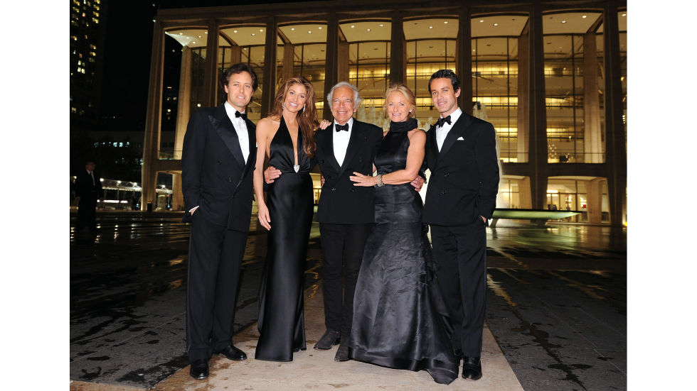 One of, if not the most, enduring names in American fashion, Ralph Lauren built a fashion and lifestyle empire. Born Ralph Lifshitz, the story goes that Lauren began by making clothes for his wife Ricky, turning the business into a nearly-$14 billion brand. His wife and children, including David Lauren, represent the Ralph Lauren brand the world over.
