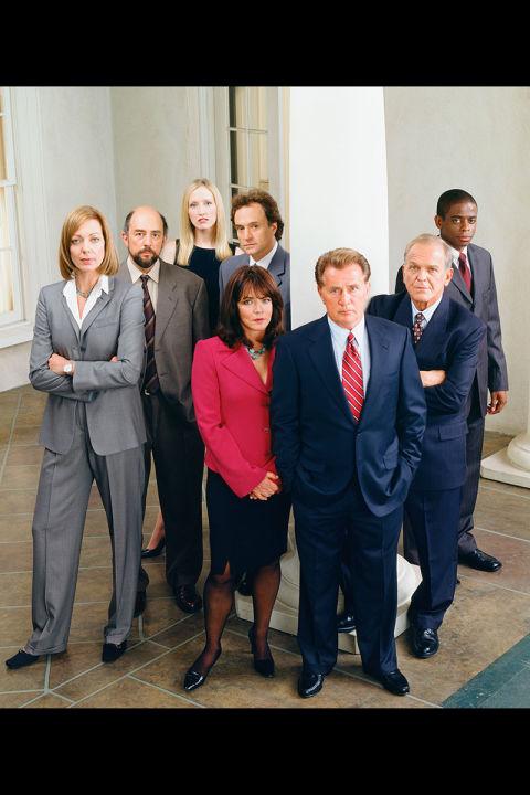Iconic Ensemble Television Casts - TV Ensemble Casts