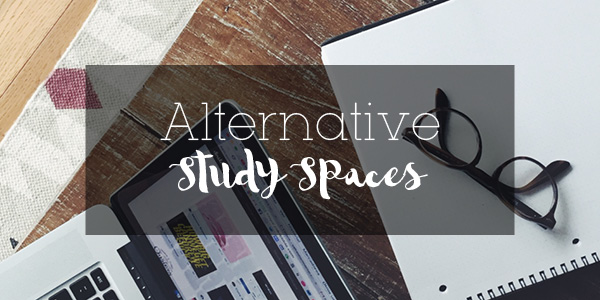 Students: Alternative Study Spaces in Boone