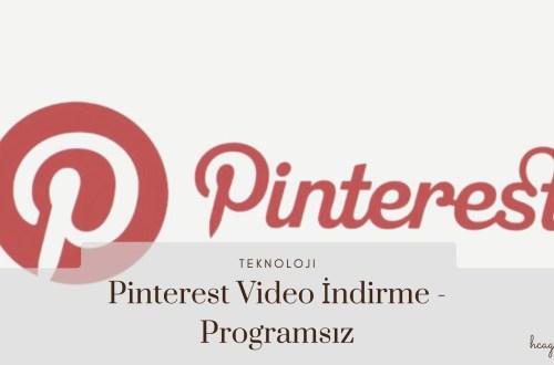 Pinterest-video-indir