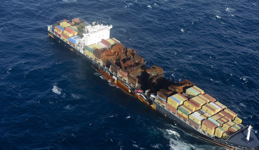 Container lines: Attack on mis-declaration