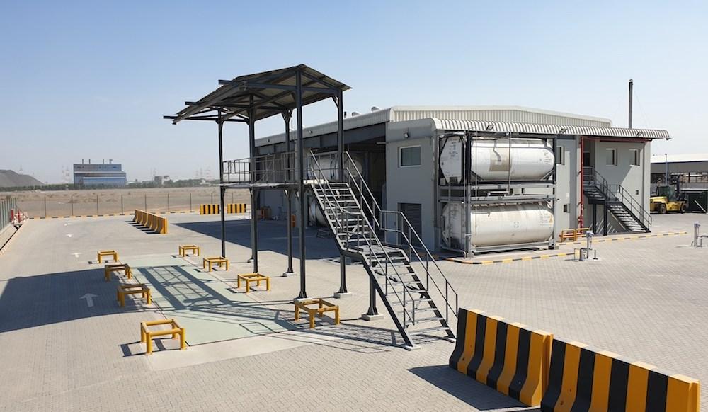 Depots: Man Oman