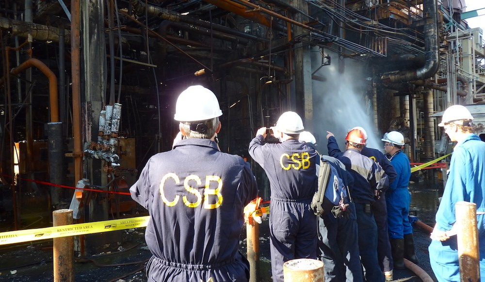 CSB: Reports required