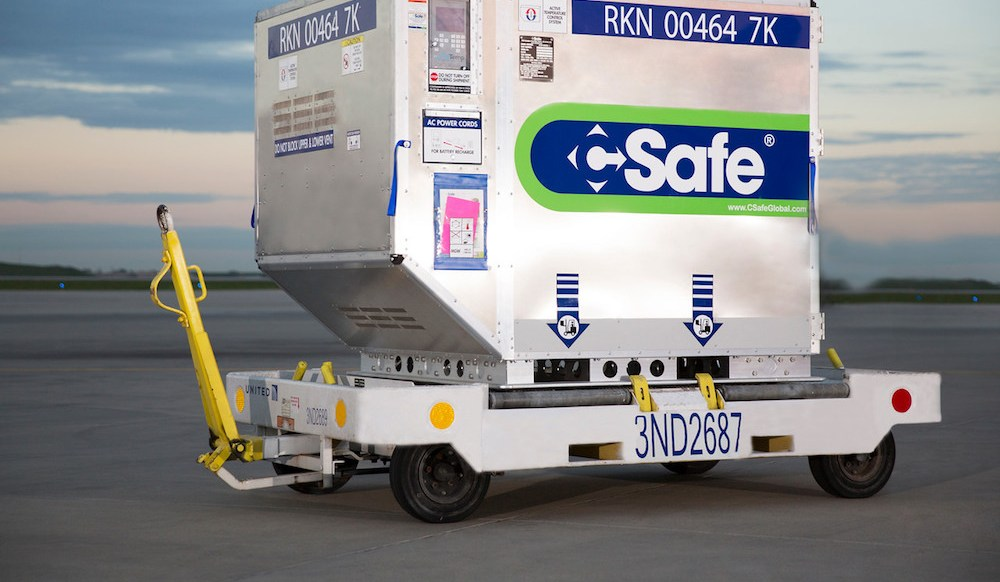 Cold chain: Eyes in the skies