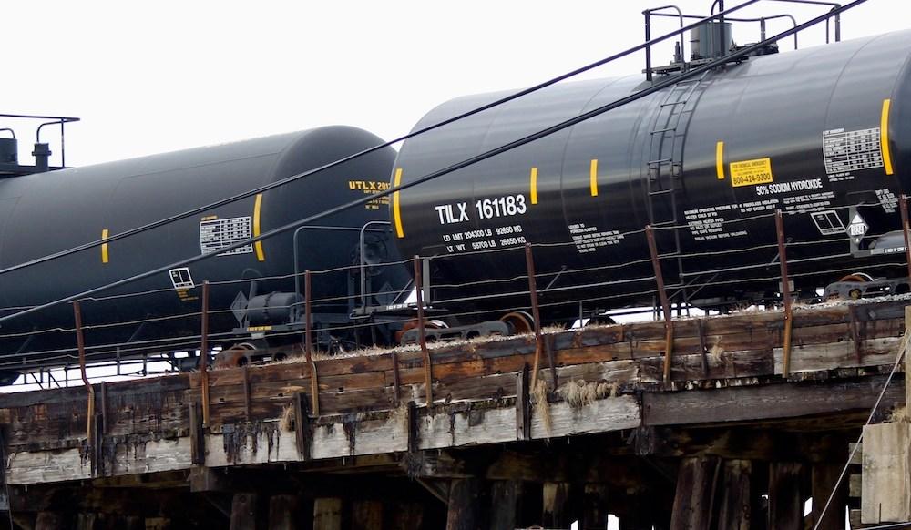 Rail: Bulk bargain
