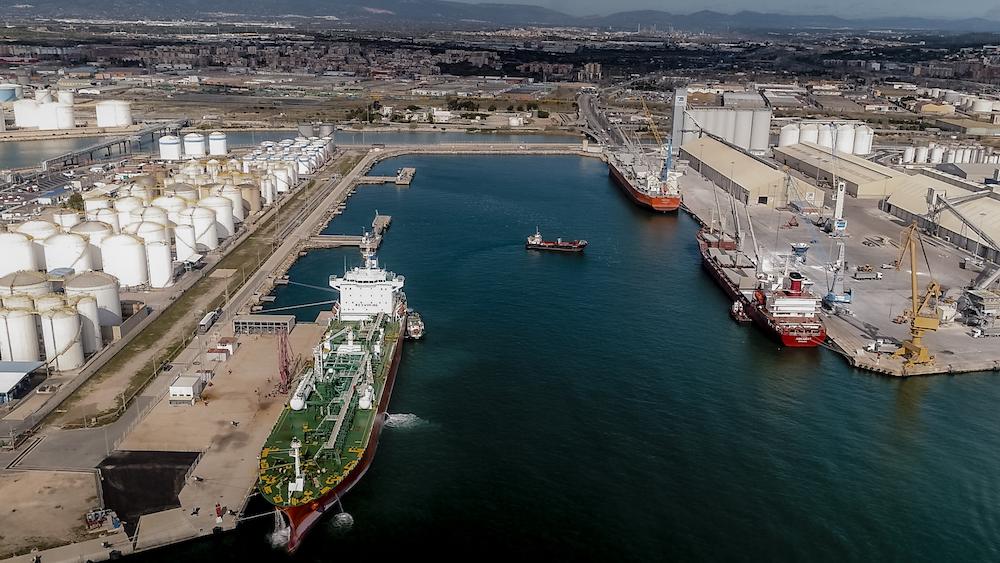 Tarragona: The intermodal port