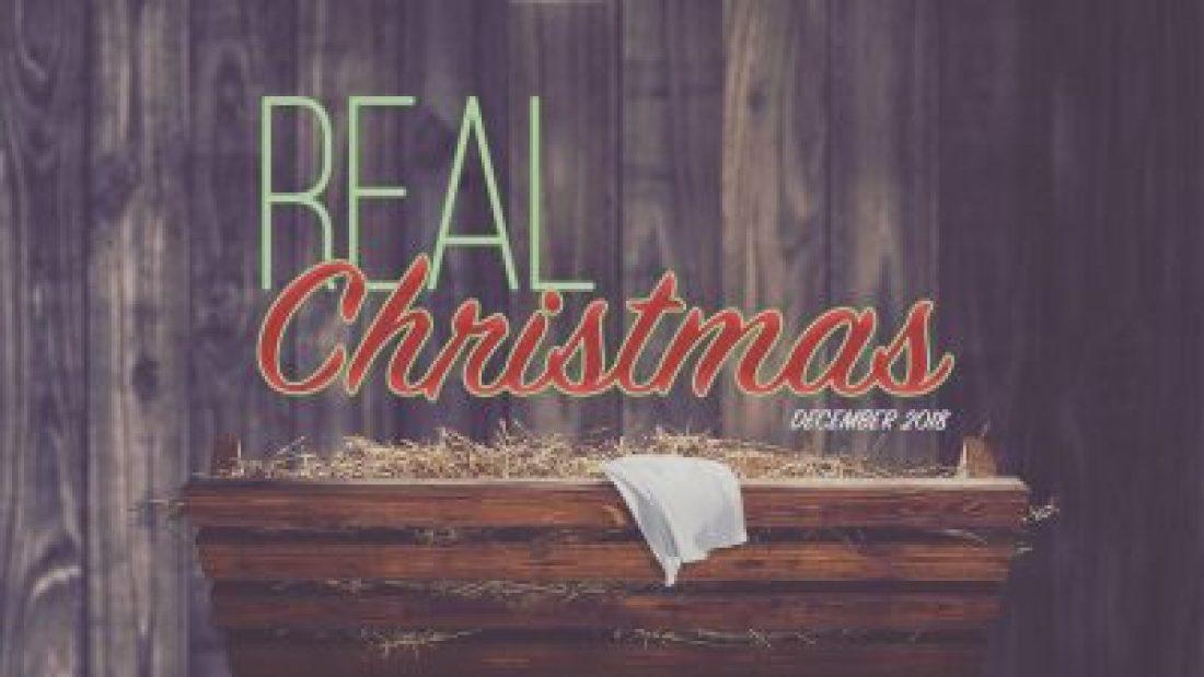 Real Christmas Celebration