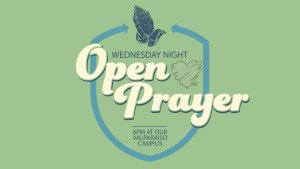 Open Prayer Meeting at Heartland Christian Center