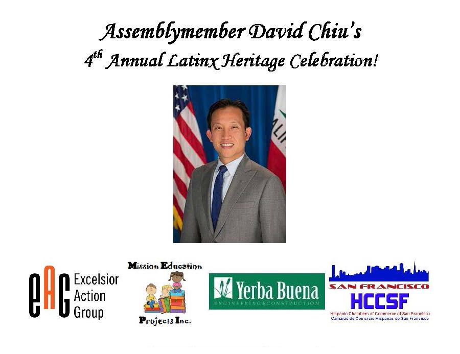 4th. Annual Latinx Heritage Celebration!